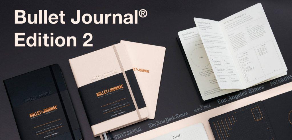 bullet jouranl edition 2